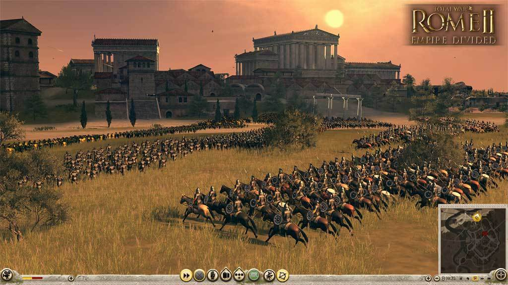 Total War: Rome II - Empire Divided (DLC)