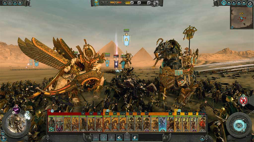 Total War: WARHAMMER II – Rise of the Tomb Kings (DLC)