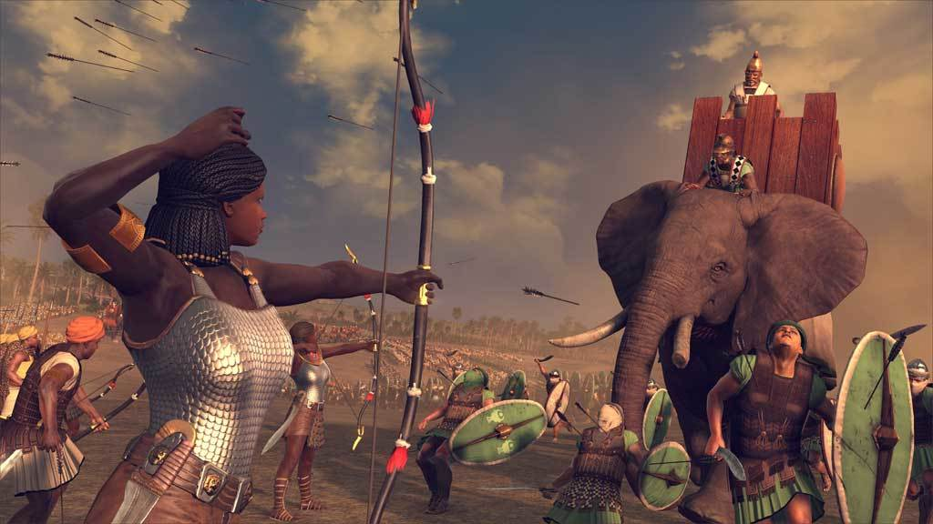 Total War: Rome II - Desert Kingdoms (DLC)