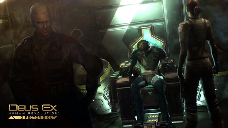 Deus Ex: Human Revolution - Director's Cut