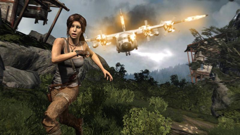 Tomb Raider: GOTY Edition