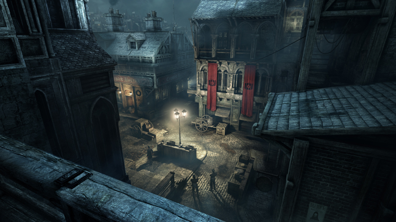 THIEF: Forsaken Challenge Map