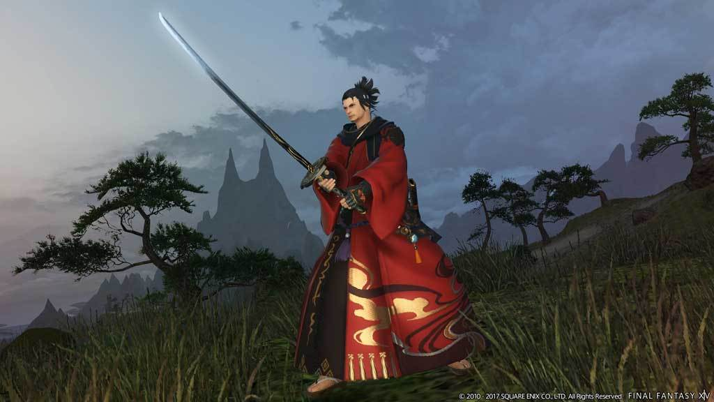 FINAL FANTASY® XIV: Stormblood™