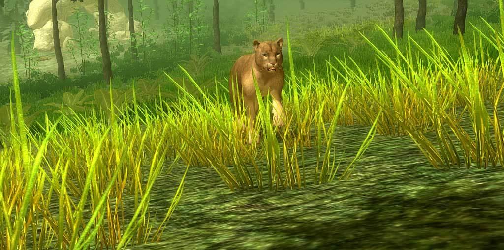 Untamed: Life Of A Cougar