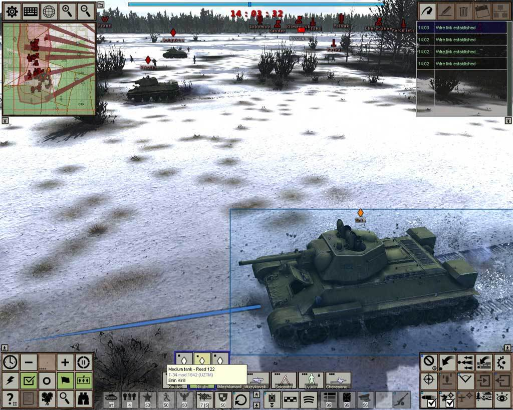 Graviteam Tactics: Operation Star