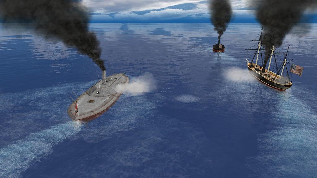 Ironclads 2: American Civil War