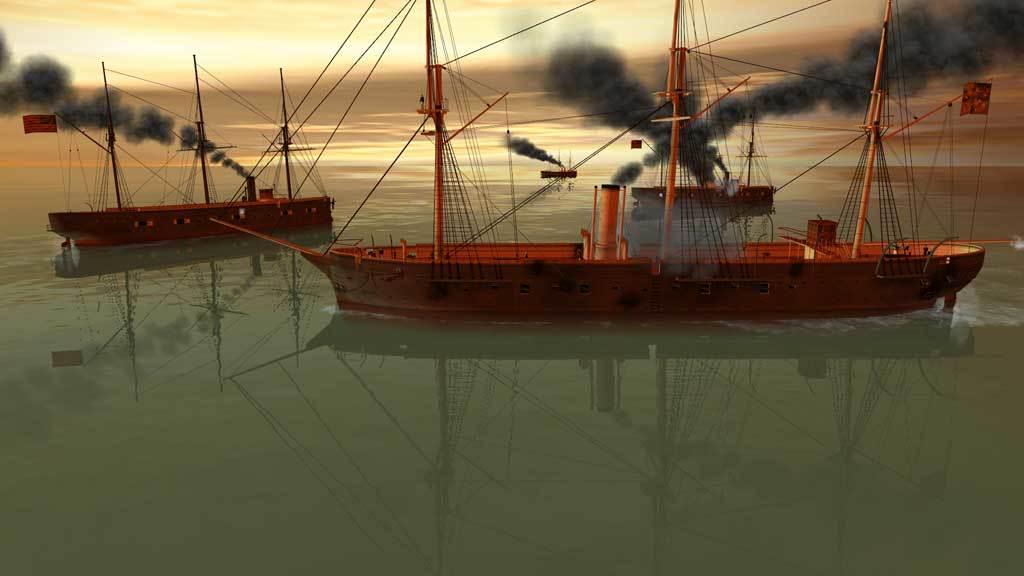 Victorian Admirals Anthology