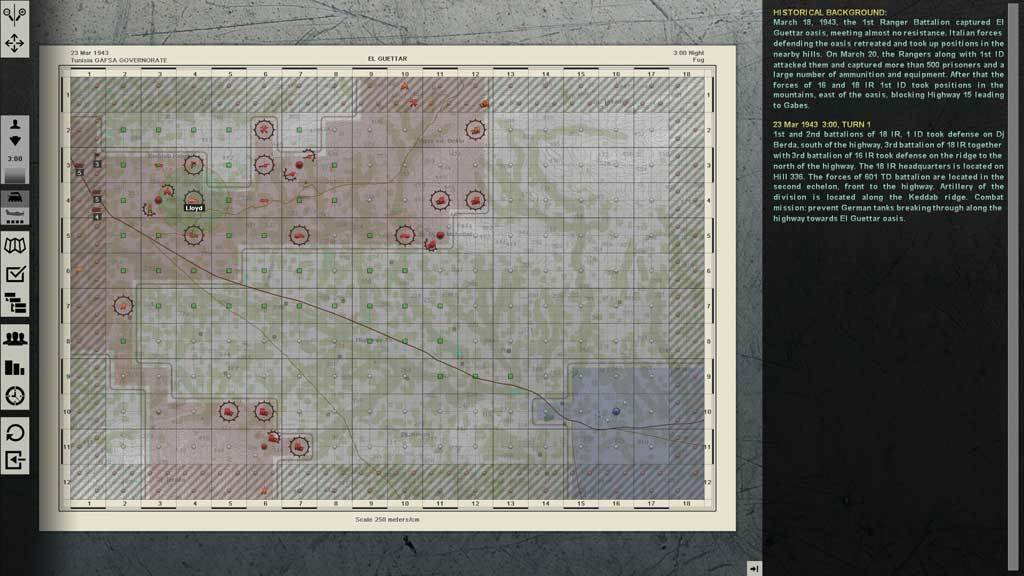 Tank Warfare: El Guettar (DLC)