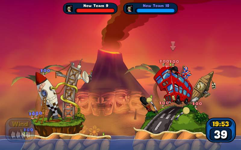 Worms Reloaded - Game of the Year Edition