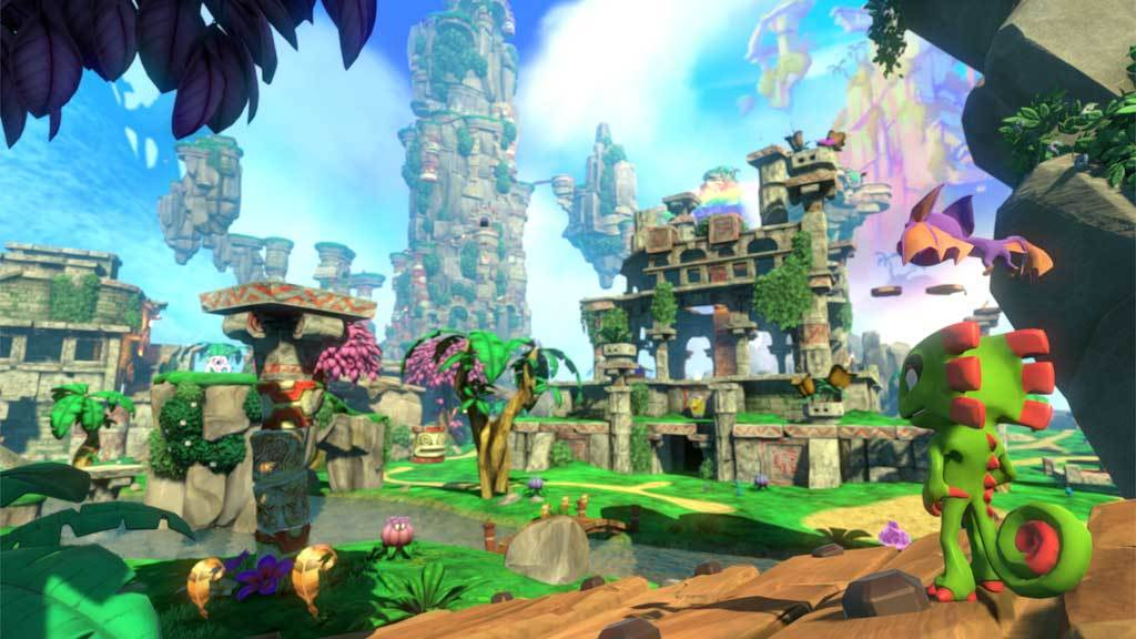 Yooka Laylee Digital Deluxe Edition