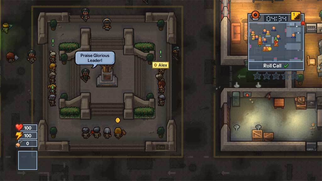The Escapists 2 - Glorious Regime Prison (DLC)