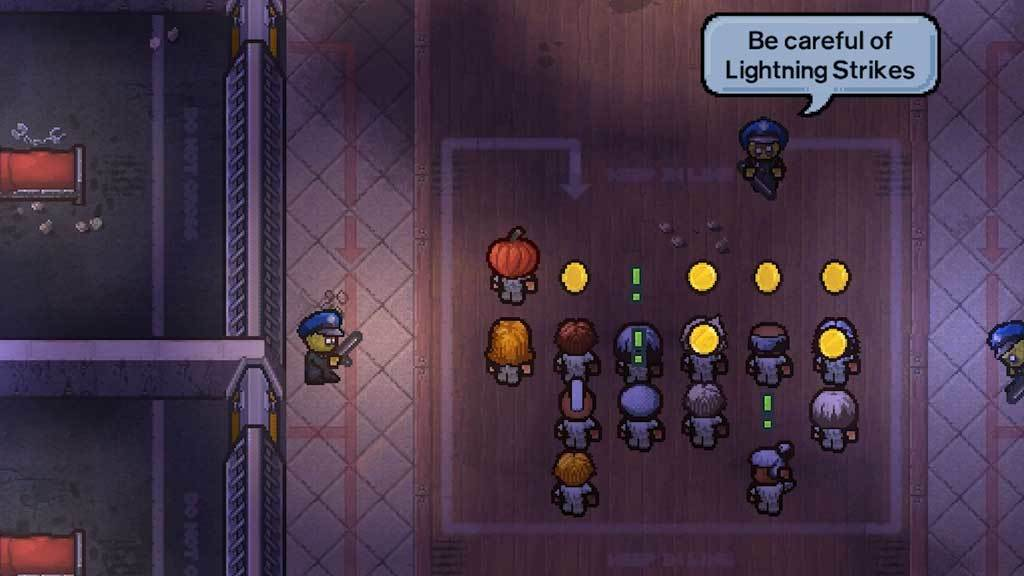 The Escapists 2 - Wicked Ward (DLC)