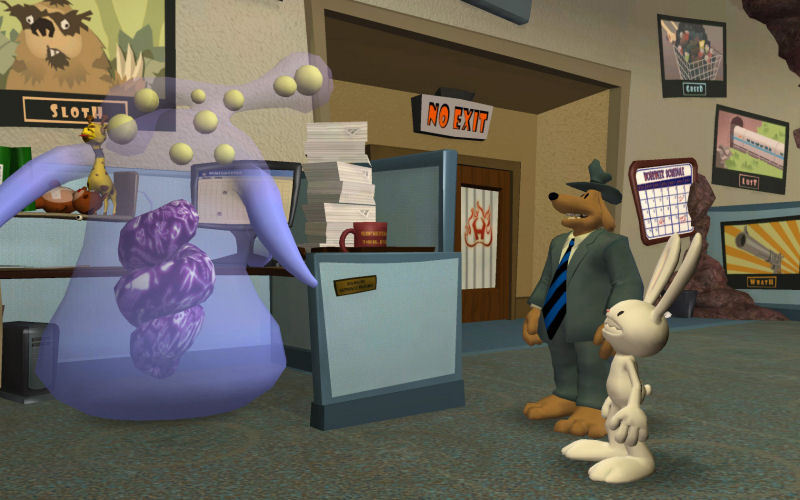 Sam & Max: Beyond Time and Space (Season 2)