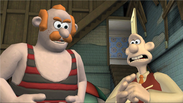 Wallace & Gromit's Grand Adventures