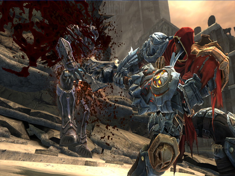 Darksiders - Screenshot 1