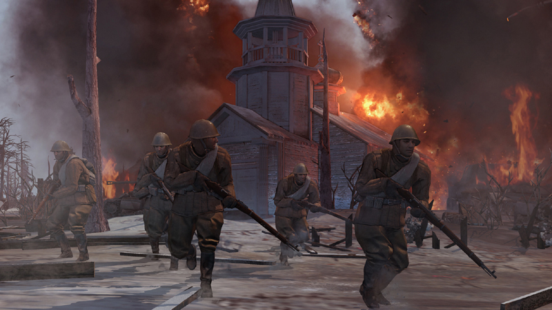 Company of Heroes 2 - Screenshot 1
