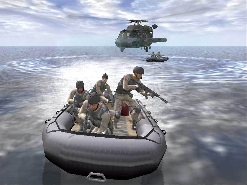 Delta Force - Black Hawk Down: Team Sabre