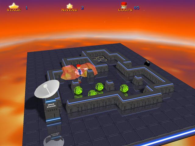 3D Buggy Tug