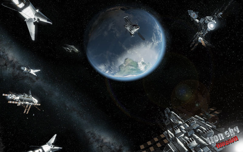 Iron Sky: Invasion - Screenshot 1