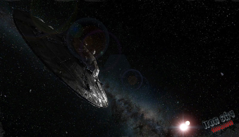 Iron Sky: Invasion (Mac)