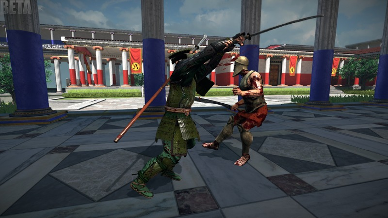 Chivalry: Deadliest Warrior