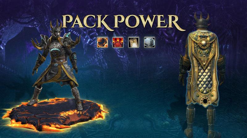 RIFT: Pack Power