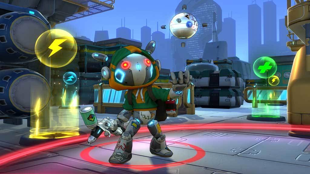 Atlas Reactor - Pack « Tous les mercenaires »
