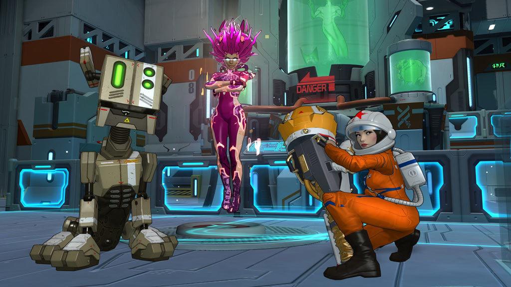 Atlas Reactor - Pack « Tous les mercenaires - Pro »