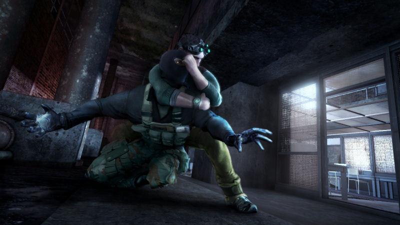 Splinter Cell Conviction - Opérations Confidentielles : Insurgency (Mac)