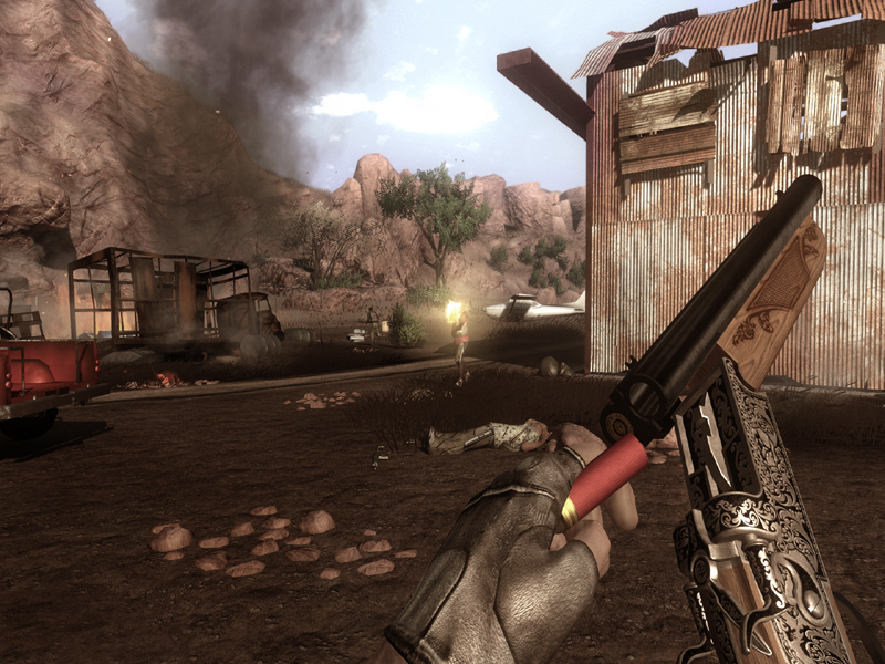 Far Cry 2 Fortune's Edition