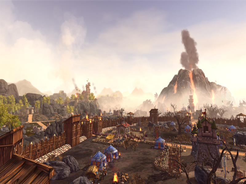 The Settlers 7 : DLC 1 + DLC 2