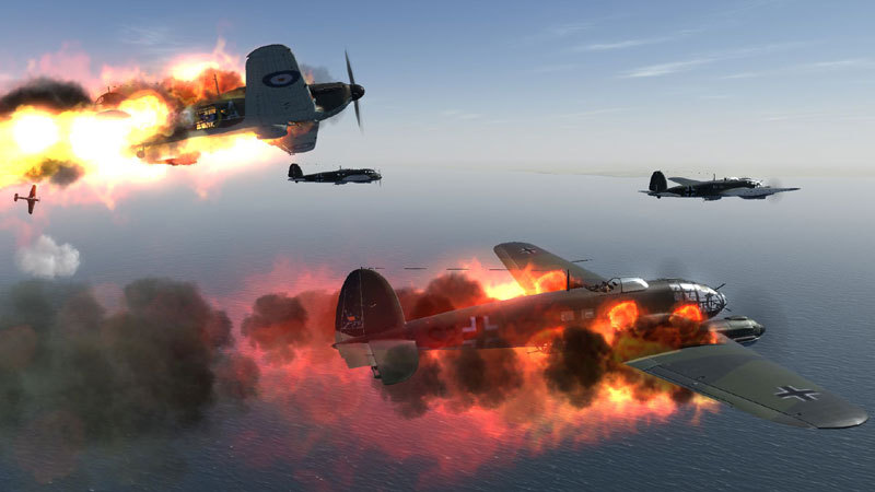 IL-2 Sturmovik: Cliffs of Dover - Screenshot 1