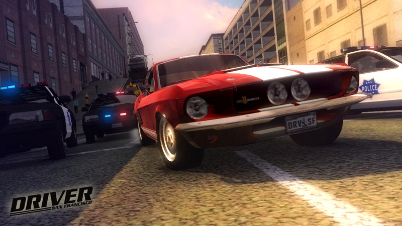 Driver : San Francisco - Screenshot 1