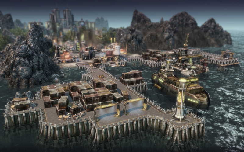 Anno 2070™ - The Nordamak Conflict Complete Pack (DLC 3)
