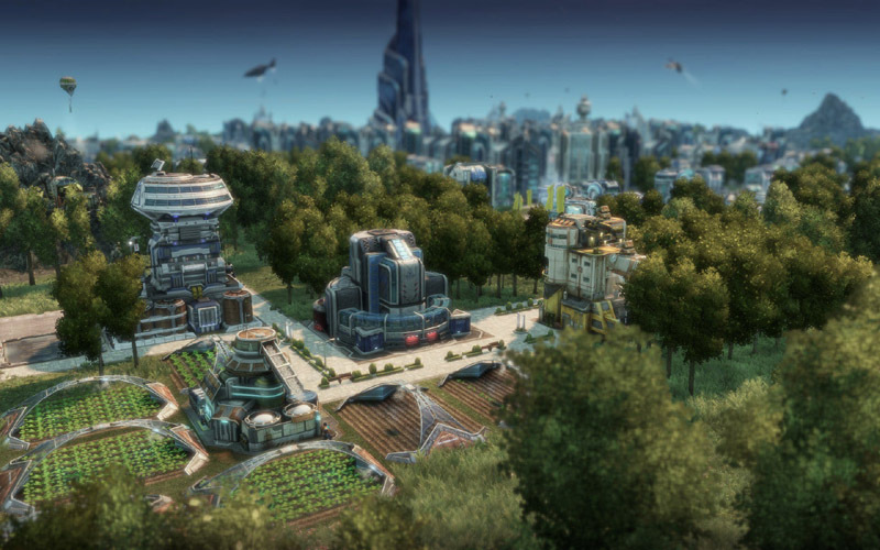 Anno 2070 - En Eaux Profondes (DLC4) - Screenshot 1