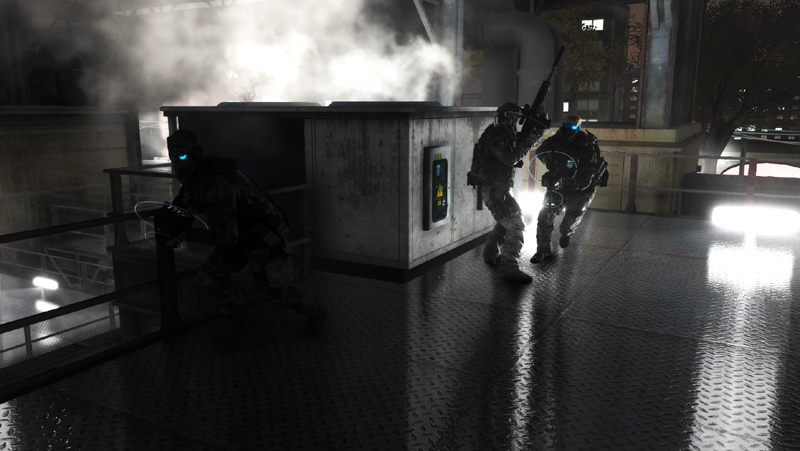 Tom Clancy's Ghost Recon Future Soldier™ - Raven Strike Pack (DLC 2) - Screenshot 1