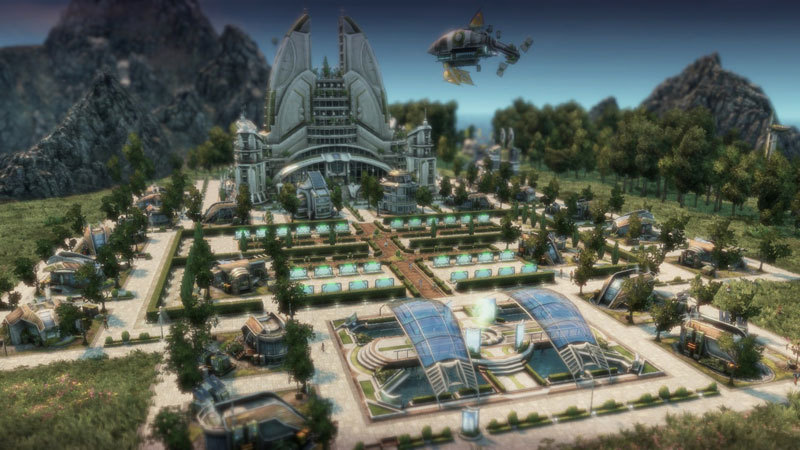 Anno 2070 - DLC Complete Pack - Screenshot 1