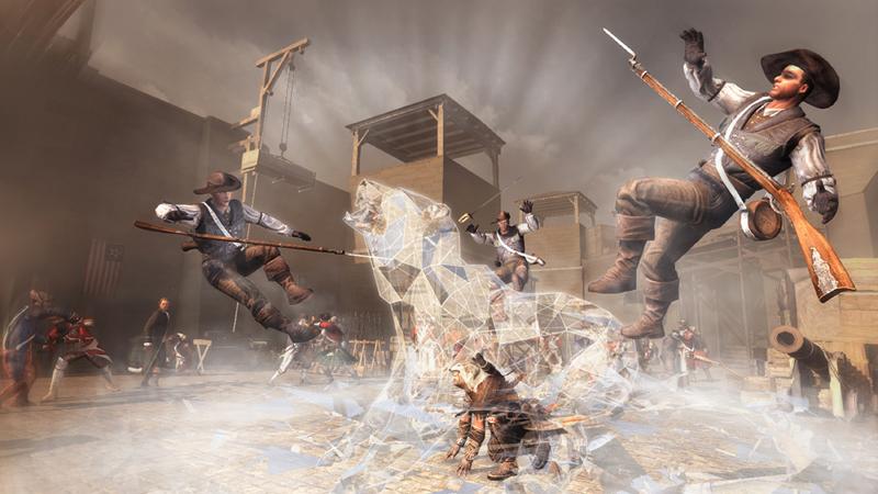 Assassin's Creed III - La Rédemption (DLC 5)
