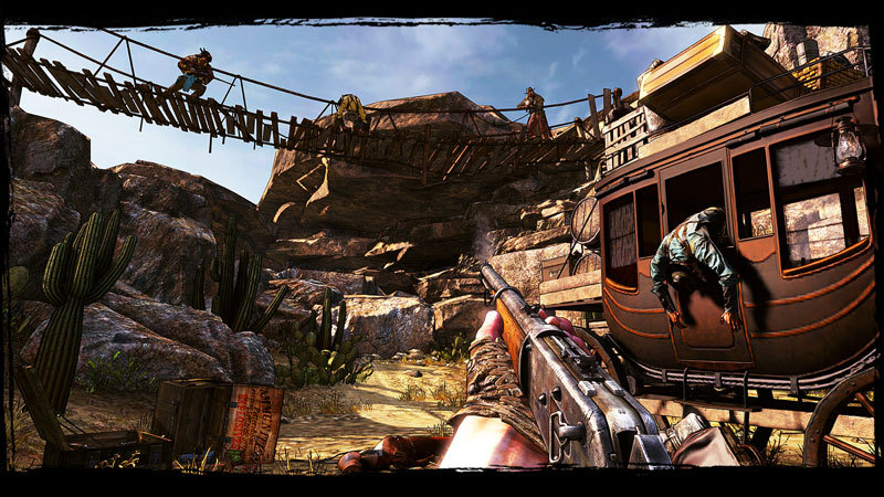 Call of Juarez® Gunslinger