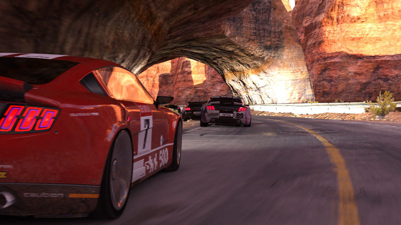 TrackMania² Canyon - 3-Player Pack