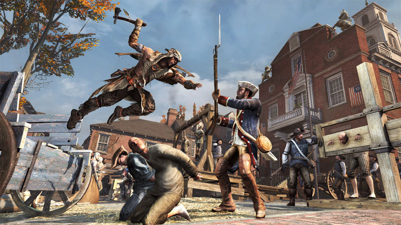 Assassin's Creed III - New Deluxe Edition