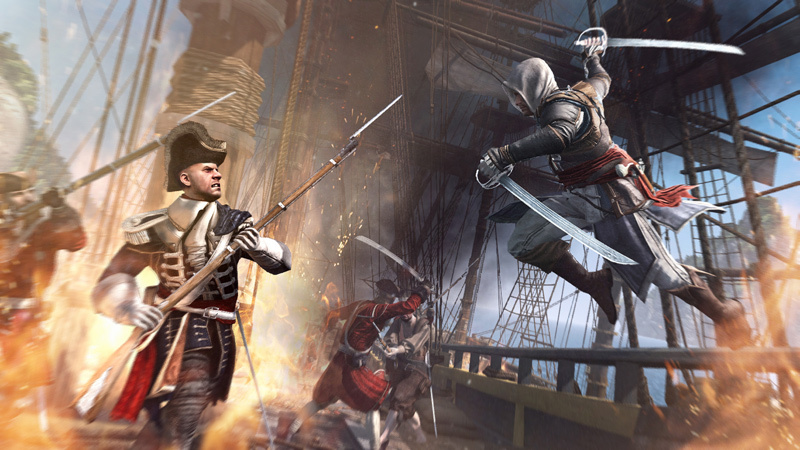 Assassin's Creed® IV Black Flag™ - Deluxe Edition