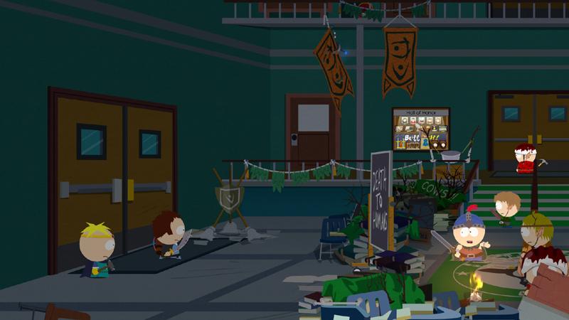 South Park™ - Le Bâton de la Vérité: Confrérie Ultime & Samouraï de l'Espace Bundle