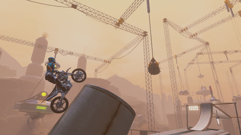 Trials Fusion: Riders of the Rustlands (DLC 1)