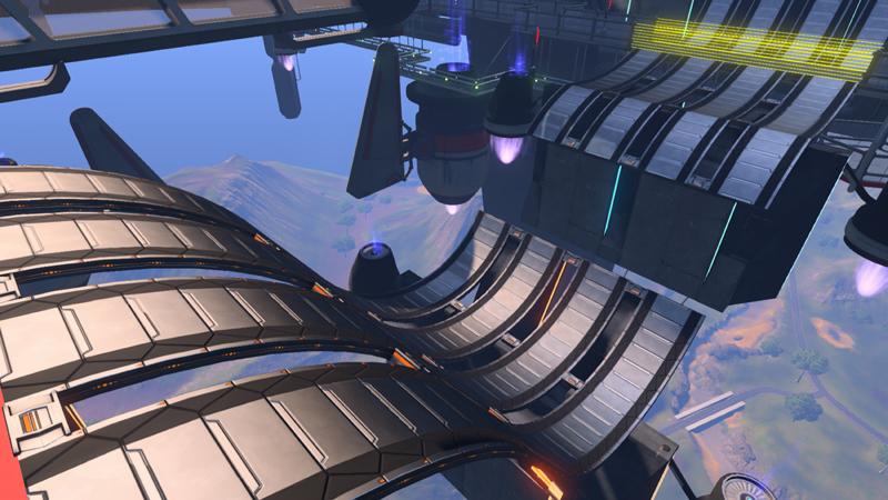 Trials Fusion: Empire of the Sky (DLC 2)