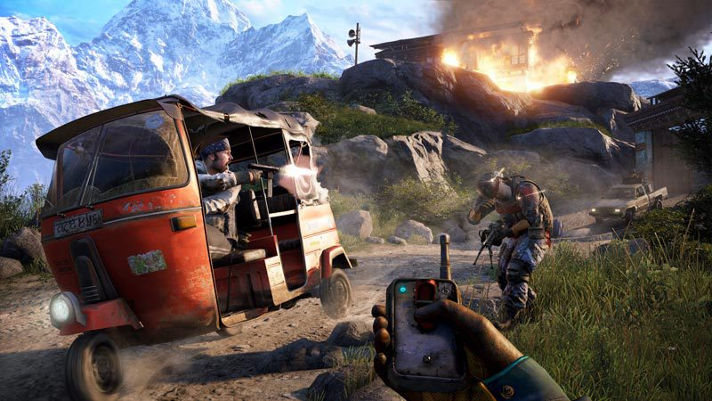 Far Cry 4 - Overrun (DLC 3)