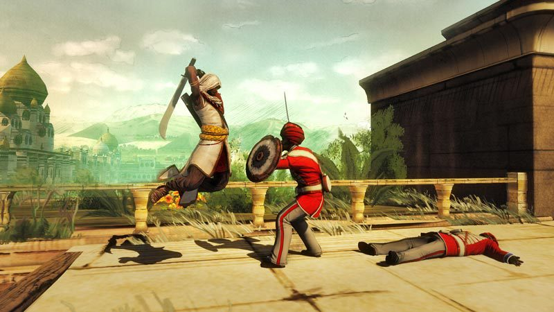 Assassin's Creed® Chronicles: India