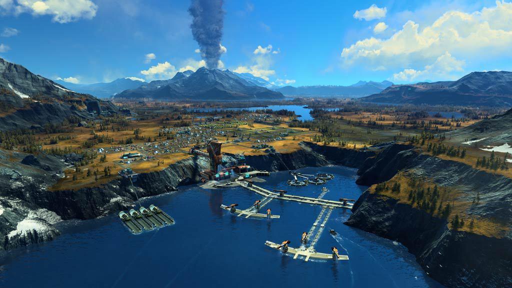 Anno 2205™ Tundra (DLC1)