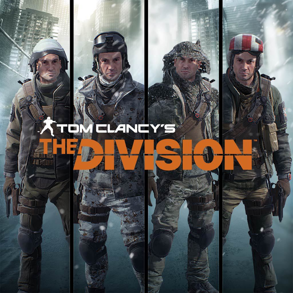 Tom Clancy's The Division™ - Pack Tenues de spécialistes militaires