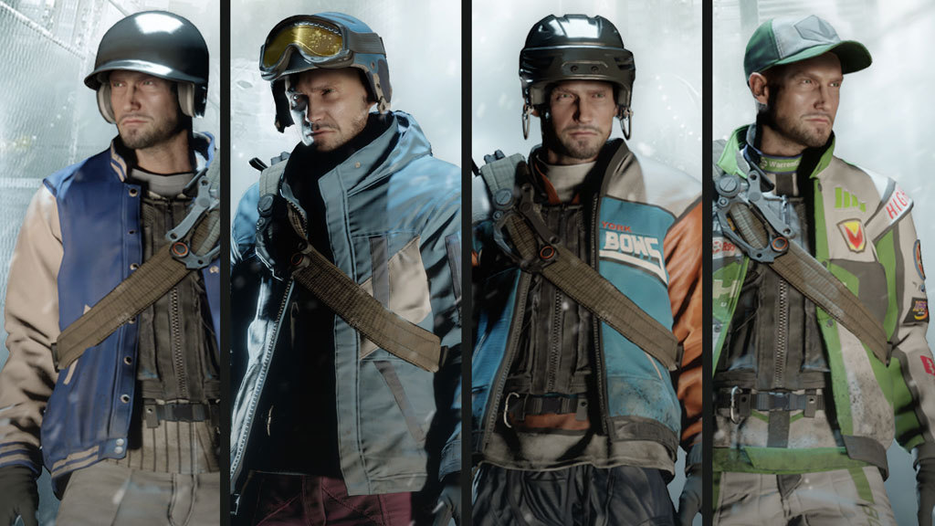 Tom Clancy's The Division™ Sports Fan Outfits pack (DLC)